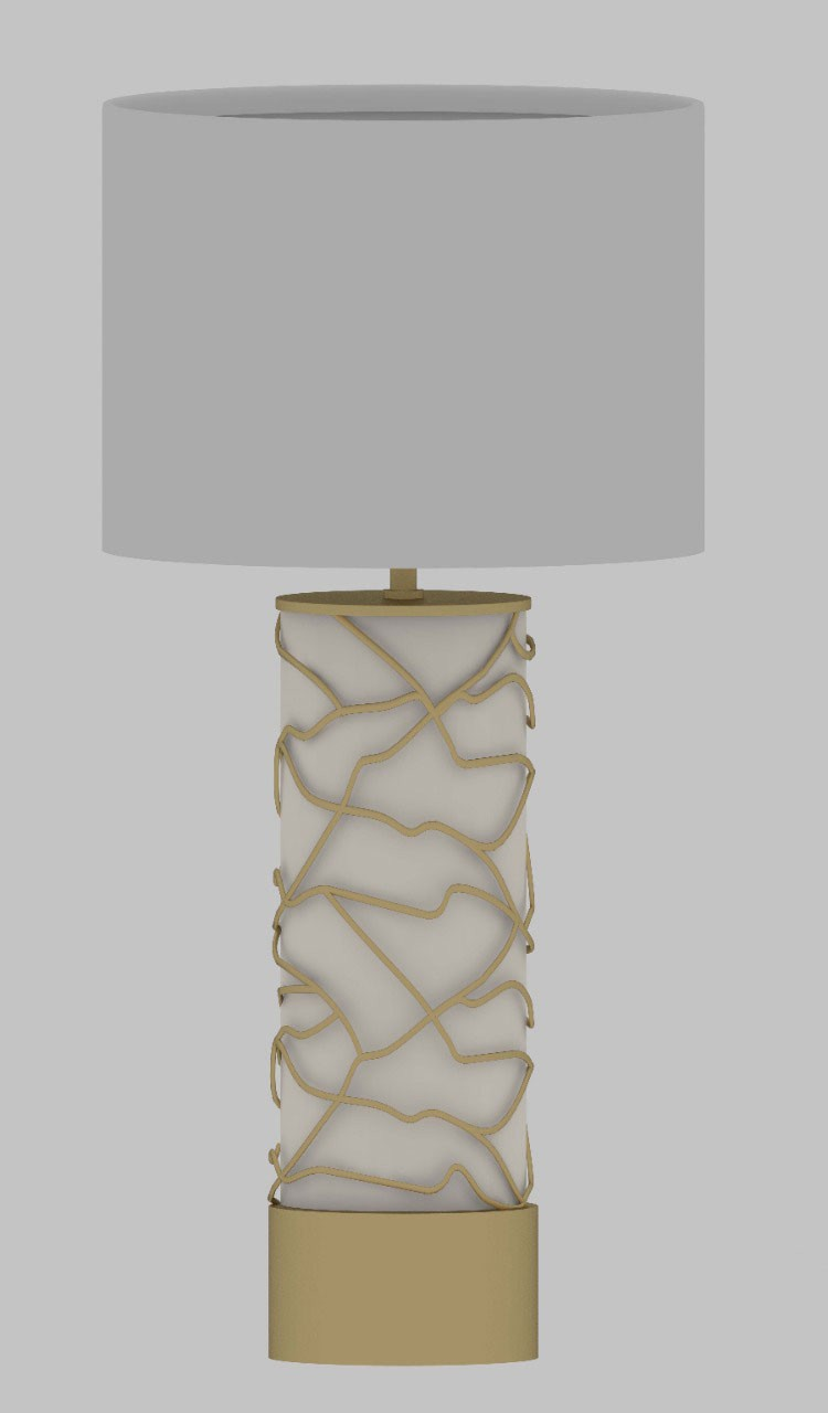 Fixed Lighting, Table lamps and floor lamps